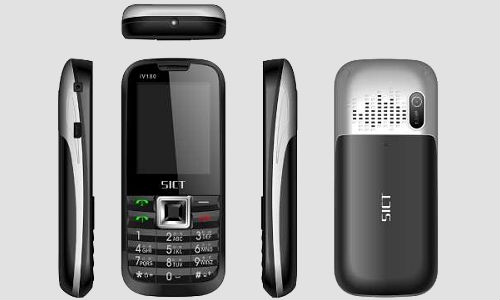 SICT launches another dual SIM phone iV180