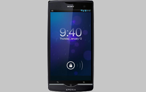 Sony Xperia new eDream model to be launched shortly