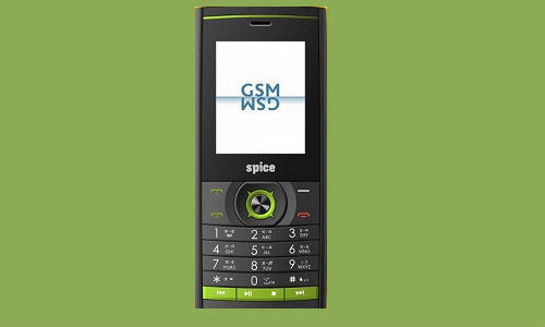 Spice  M5225 mobile phone launched