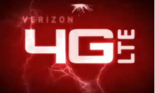 Verizon plans for 4G in 2012