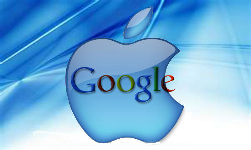 Wearable device technology by Apple and Google