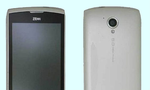 ZTE V881:  The Advanced Multimedia Touch Phone