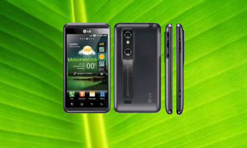 LG Optimus 3D2 smartphone specifications out