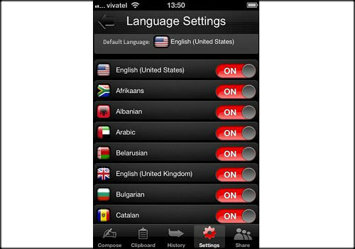 How to chat up in multiple languages in real-time