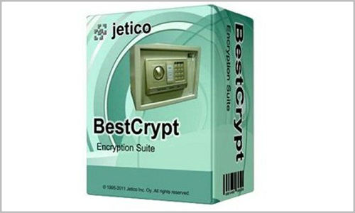 How to encrypt files on Mac using BestCrypt?