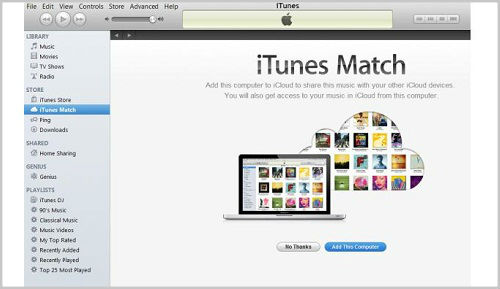 How to use iTunes Match?