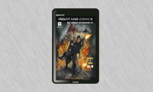 Aakash tablet to be loaded with Indian War Comics