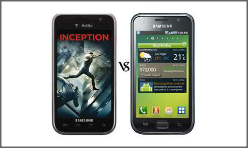 Samsung Launches new Android phones Galaxy S Blaze 4G vs Epic 4G