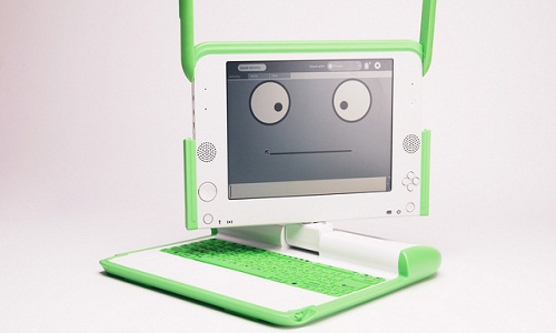 A new kids' Tablet PC with Solar charging unveiled