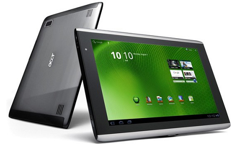 Acer Iconia Tab A510 android tablet computer