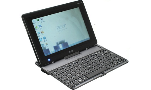 Acer introduces Windows platform based new Iconia W500 tablet