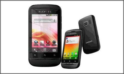 Alcatel's Android powered Blaze Duo OT-918 by March