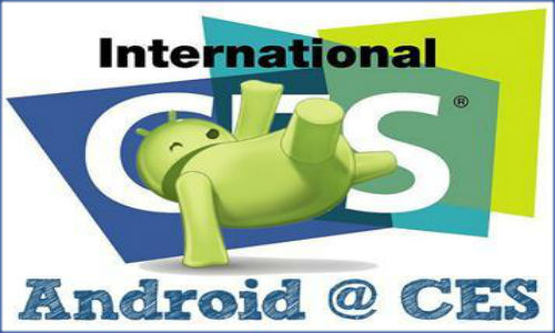 Android invasion at CES 2012