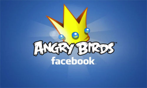 Angry Birds to visit Facebook for Valentine's