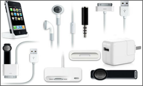 Apple accessory makers at CES 2012