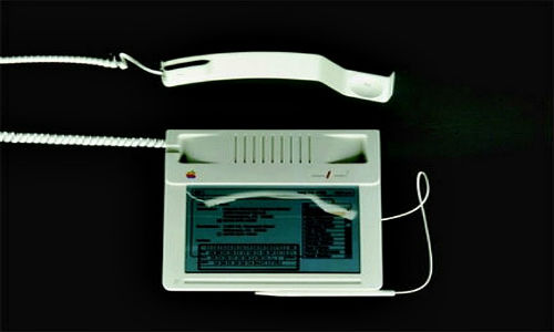 Apple iPhone dates back to 1983