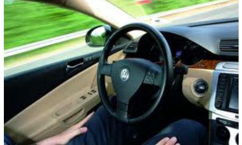 Now a self driving auto pilot car