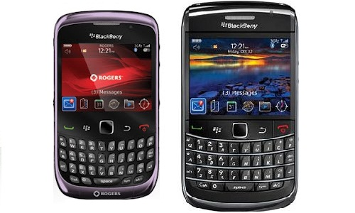 Blackberry recently launched New 9220 & 9320 model phones
