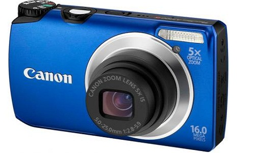 Canon PowerShot A3300 IS well crafted camera for everyday use