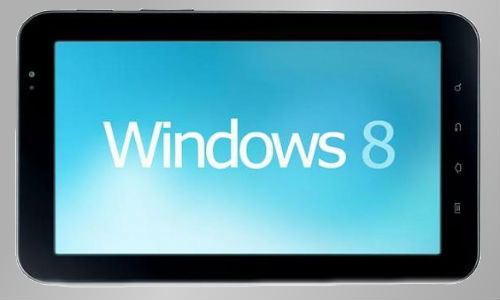 Clover Trail of Intel and Windows 8 pair for tablets