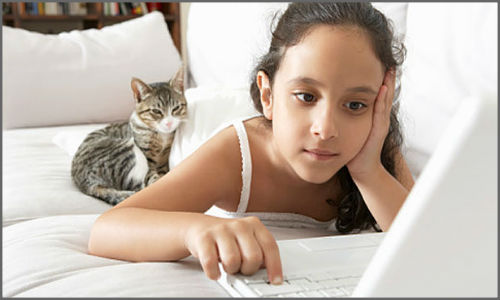 Effects of social networks on kids