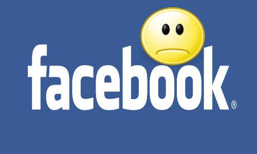 Facebook makes users sad