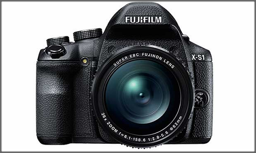 Fujifilm launches XS1 superzoom camera in India