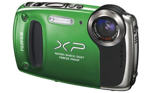 Fuji film Waterproof Camera, FinePix XP150