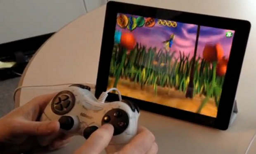 A joystick based Game Pad from 60 beat launched