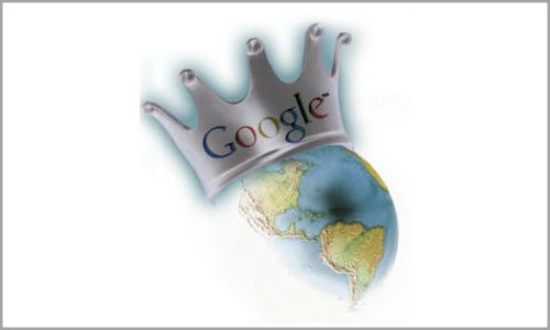 Google is the most visited site in 2011