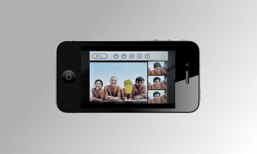 GroupShot is a new iPhone app