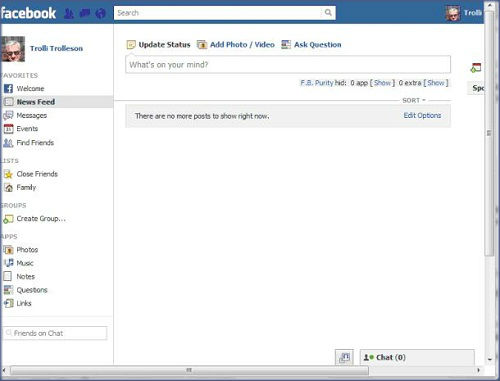 How to clean up your Facebook account?