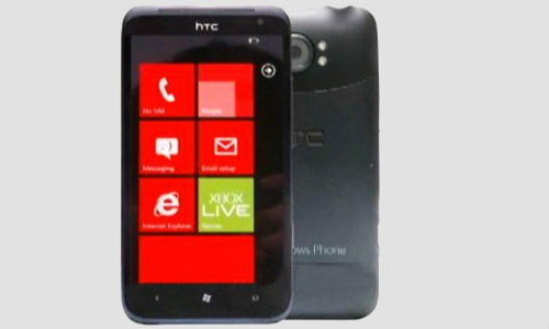 HTC Radiant windows smartphone unveiled
