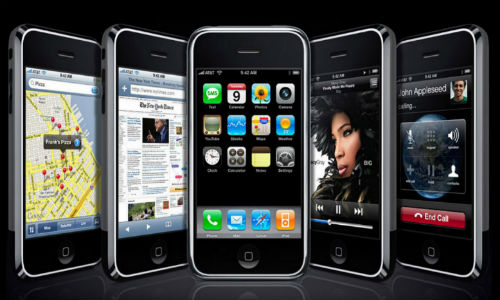 iPhone: The most searched term on web