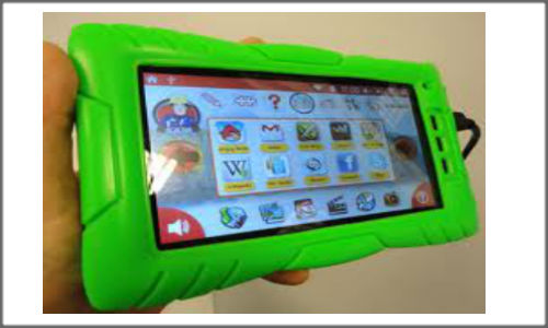 Inspiration Works Kurio powerful Android ICS tablet for kids and adults