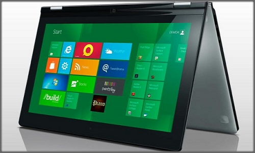 Lenovo introduces latest Yoga a flexible laptop