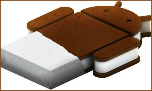 Lenovo's Ice Cream Sandwich TV