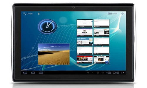 LePan Tablet PC Specifications unveiled
