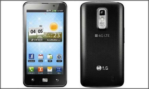 LG Optimus LTE reaches 1 million sales units