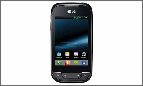 LG launched advanced Android Optimus Net Dual-Sim smartphone