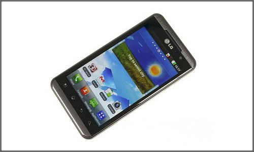 LG's Latest 3D Android ICS based Smartphone: LG Optimus 3D 2