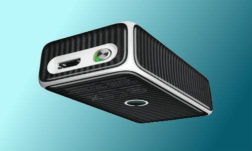 Logitech unveiled Cube mouse at CES