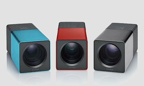 Lytro launching new light-field digital camera in 2012