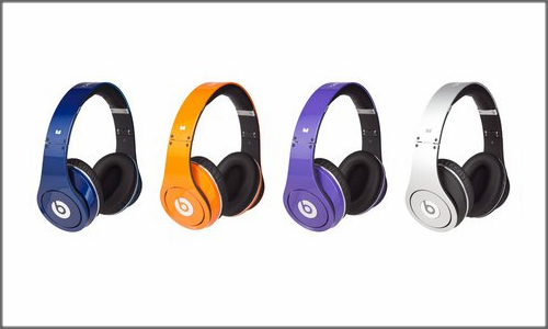 Monster launches new headsets-beats good effects, colors