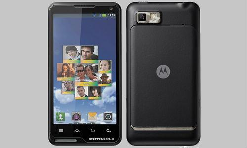motorola smartphone. another smartphone from motorola: motorola motoluxe r