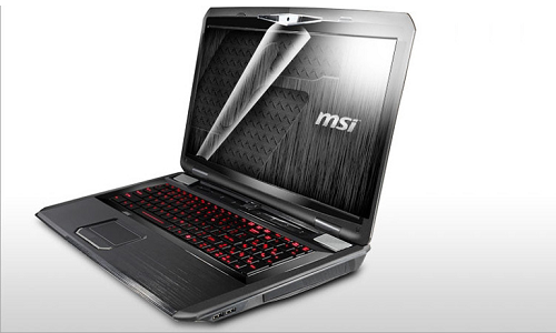 MSI introduces two gaming laptops