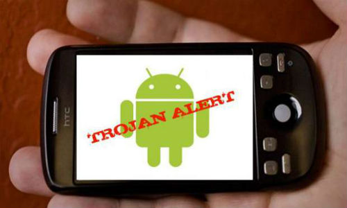 New Trojan found in Android Market