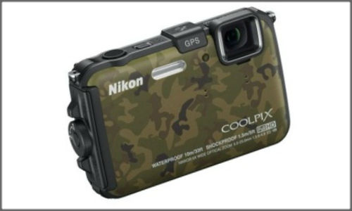 Nikon's all weather New Digital camera: Nikon AW 100