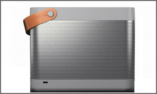 Beolit transistors introduces new Olufsen & Beolit 12 portable music system