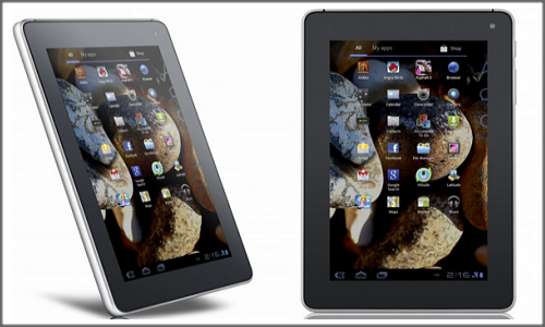 Orange Tahiti, Android based 7 inch tablet launching soon
